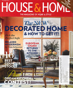 House & Home Issue October