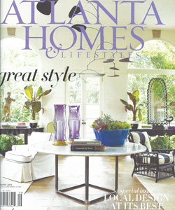 Atlanta Homes & Lifestyle Cover